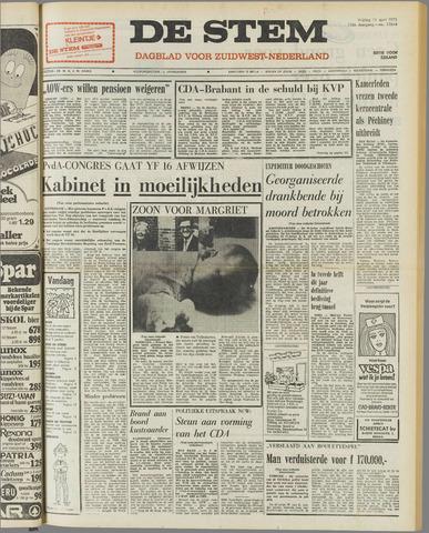 de Stem 1975-04-11