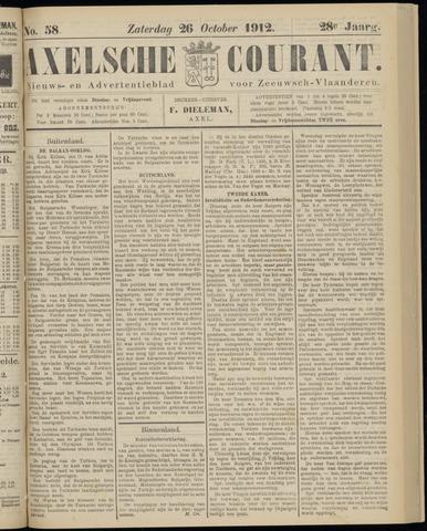 Axelsche Courant 1912-10-26