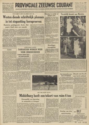 Provinciale Zeeuwse Courant 1957-08-30