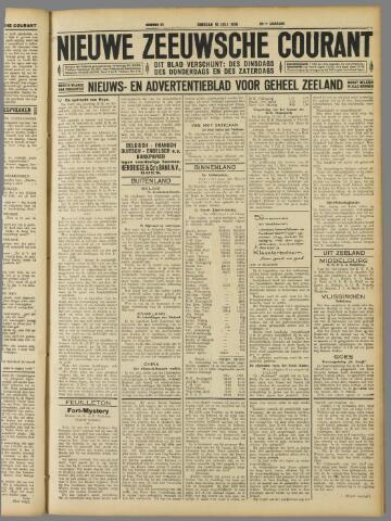 Nieuwe Zeeuwsche Courant 1929-07-16