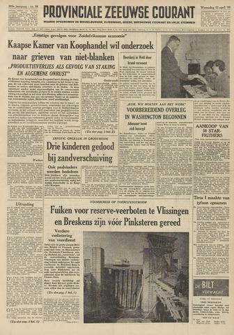 Provinciale Zeeuwse Courant 1960-04-13