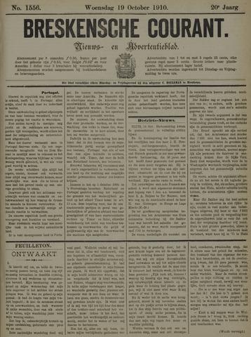 Breskensche Courant 1910-10-19
