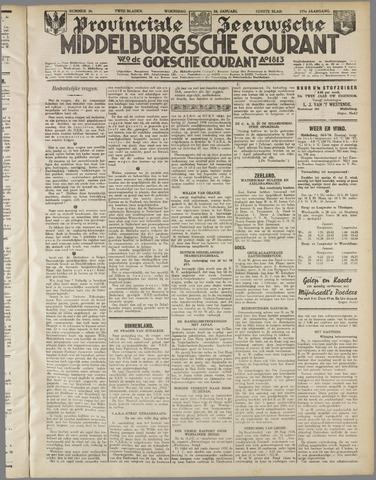 Middelburgsche Courant 1934-01-24