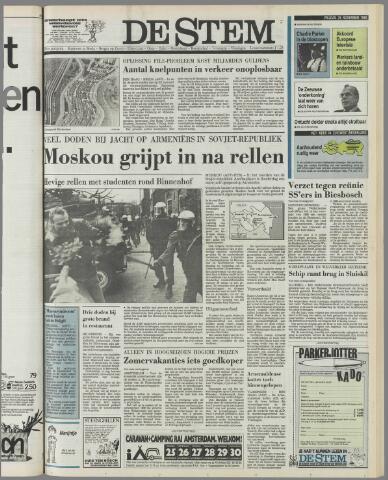 de Stem 1988-11-25