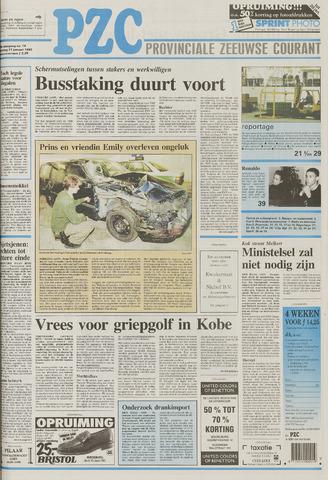 Provinciale Zeeuwse Courant 1995-01-21