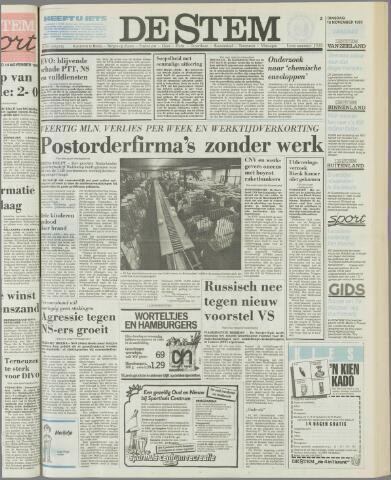 de Stem 1983-11-15
