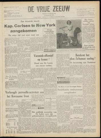 de Vrije Zeeuw 1952-01-18