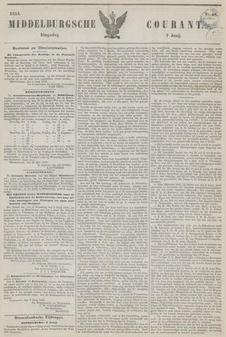 Middelburgsche Courant 1853-06-07