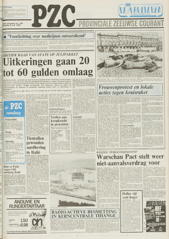 Provinciale Zeeuwse Courant 1984-05-08