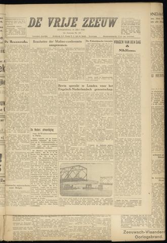 de Vrije Zeeuw 1946-07-25