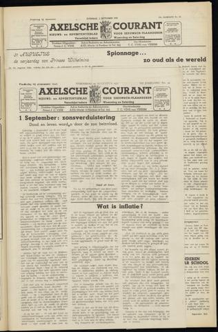Axelsche Courant 1951-08-29