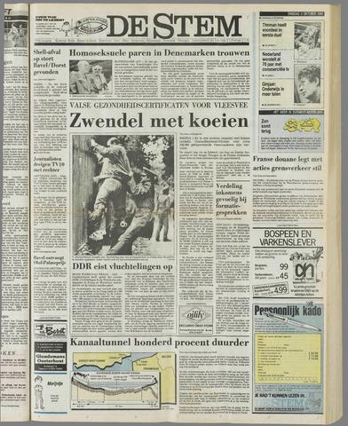 de Stem 1989-10-03