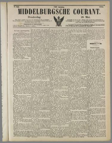 Middelburgsche Courant 1903-05-28