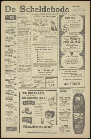 Scheldebode 1961-11-30
