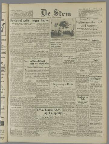 de Stem 1948-04-05