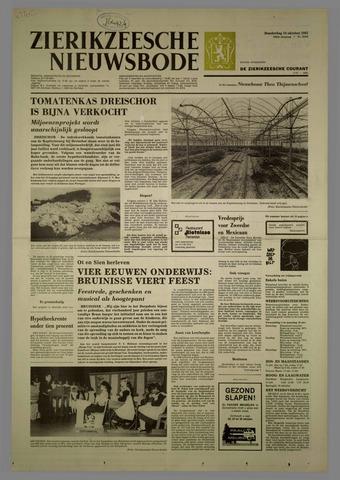 Zierikzeesche Nieuwsbode 1982-10-14