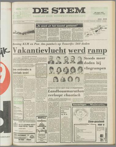 de Stem 1977-03-28