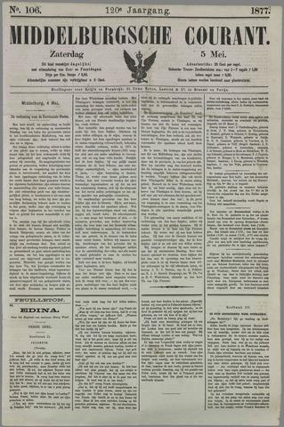 Middelburgsche Courant 1877-05-05
