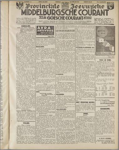 Middelburgsche Courant 1935-01-29