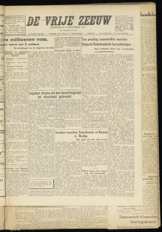 de Vrije Zeeuw 1946-09-19