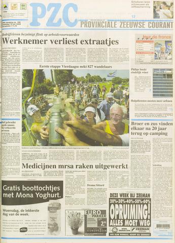 Provinciale Zeeuwse Courant 2003-07-16