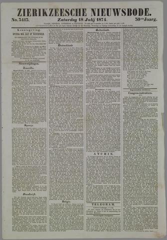 Zierikzeesche Nieuwsbode 1874-07-18