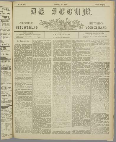 De Zeeuw. Christelijk-historisch nieuwsblad voor Zeeland 1897-05-15
