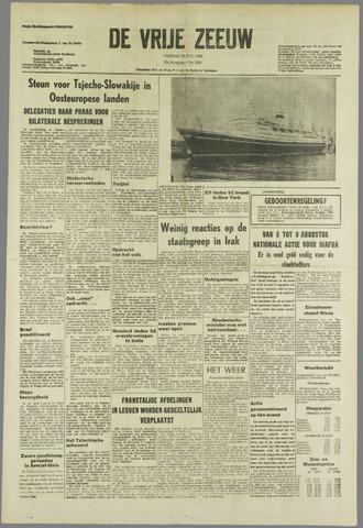 de Vrije Zeeuw 1968-07-19