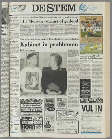 de Stem 1992-10-10