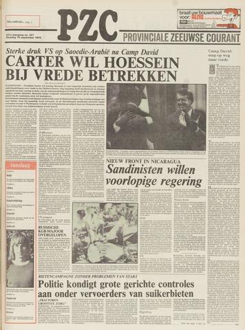 Provinciale Zeeuwse Courant 1978-09-19