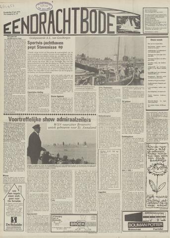 Eendrachtbode (1945-heden)/Mededeelingenblad voor het eiland Tholen (1944/45) 1979-07-12