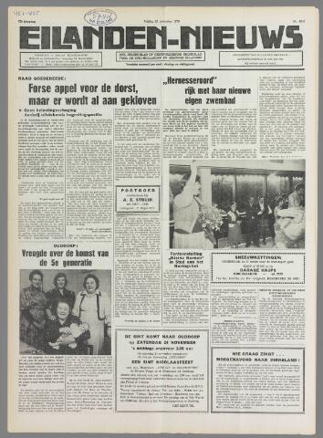 Eilanden-nieuws. Christelijk streekblad op gereformeerde grondslag 1979-11-23