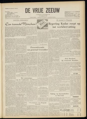 de Vrije Zeeuw 1956-11-17