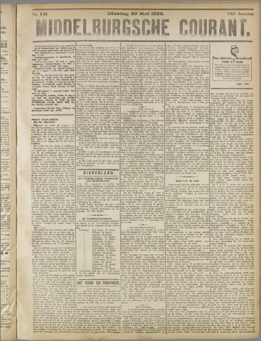 Middelburgsche Courant 1922-05-30