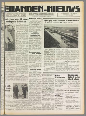 Eilanden-nieuws. Christelijk streekblad op gereformeerde grondslag 1967-11-07