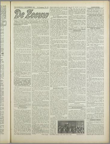 De Zeeuw. Christelijk-historisch nieuwsblad voor Zeeland 1943-12-02