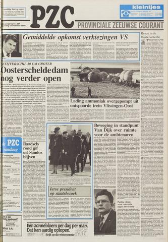 Provinciale Zeeuwse Courant 1986-11-05