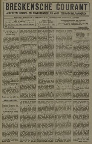 Breskensche Courant 1924-05-07