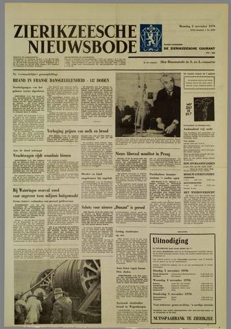 Zierikzeesche Nieuwsbode 1970-11-02