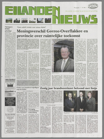 Eilanden-nieuws. Christelijk streekblad op gereformeerde grondslag 2007-03-06