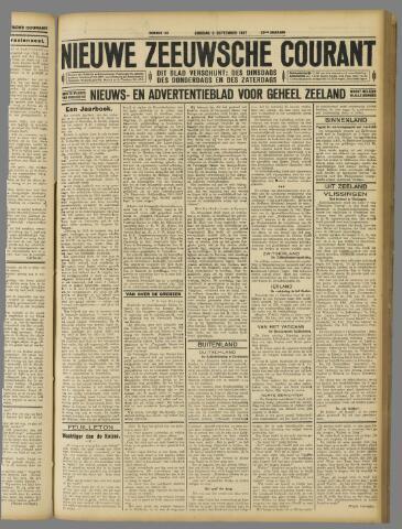Nieuwe Zeeuwsche Courant 1927-09-06