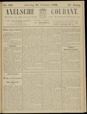 Axelsche Courant 1896-03-01