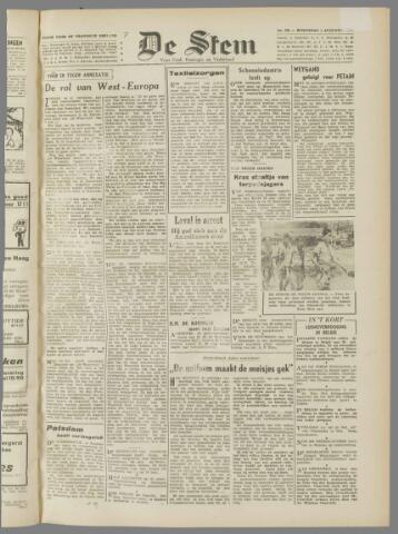 de Stem 1945-08-01