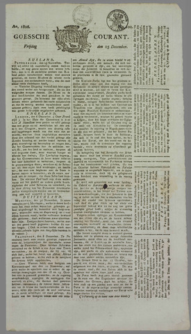 Goessche Courant 1826-12-15