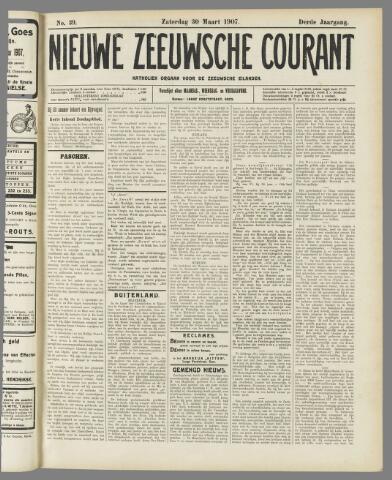 Nieuwe Zeeuwsche Courant 1907-03-30