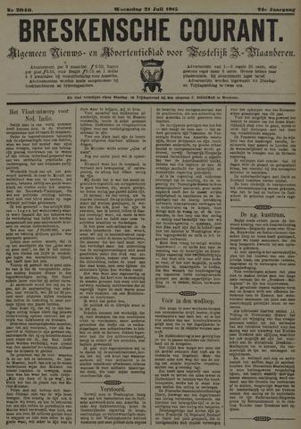 Breskensche Courant 1915-07-21