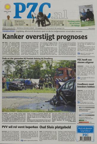 Provinciale Zeeuwse Courant 2011-09-02