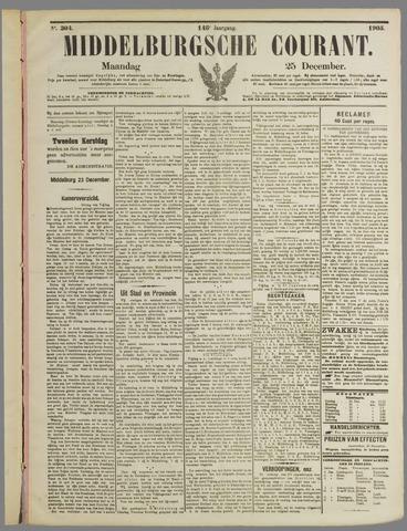 Middelburgsche Courant 1905-12-25