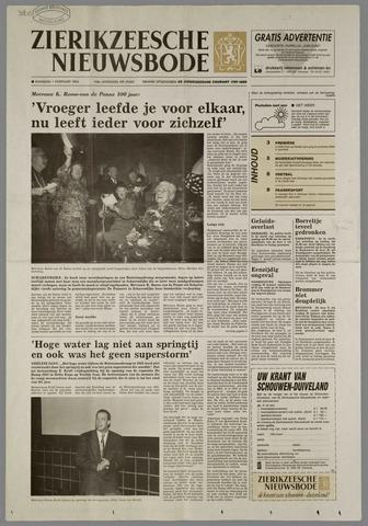 Zierikzeesche Nieuwsbode 1993-02-01