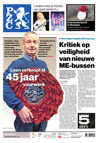Provinciale Zeeuwse Courant 2018-12-27